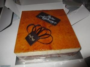 Lenotre cake