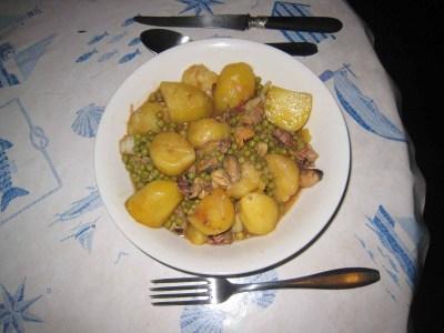 potato calmar mussels 2
